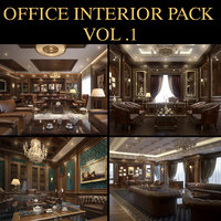 Office Interior Pack Vol (1)