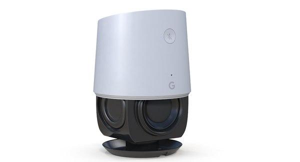 google home m 3D model