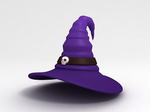 witch hat 3D