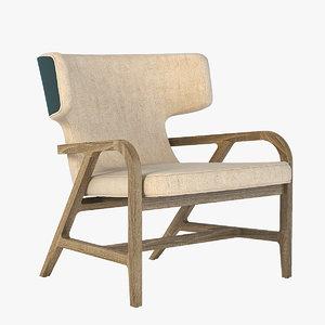 seating 3D model