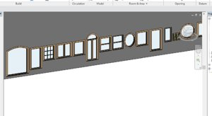 revit 2015 141 windows 3D model