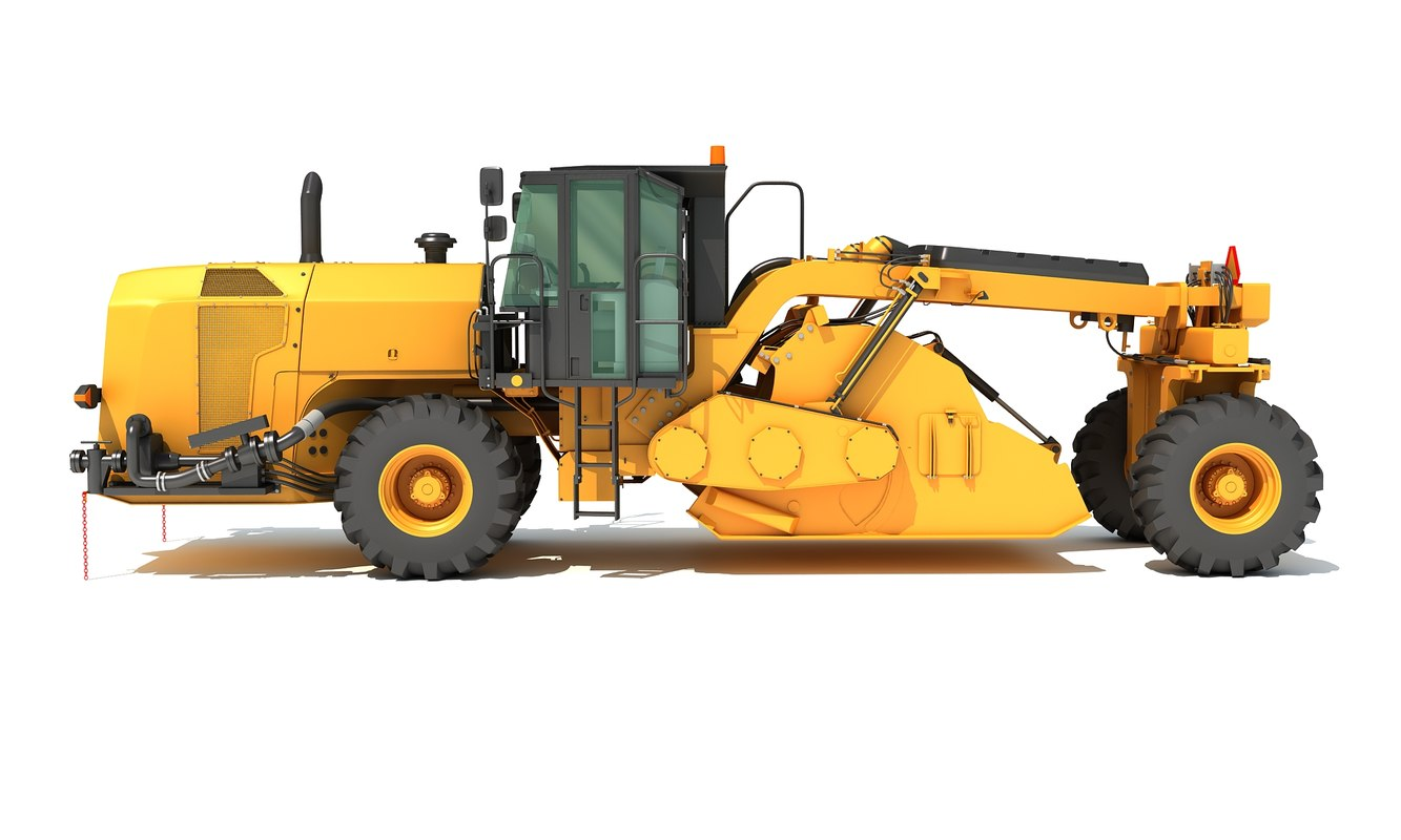 road reclaimer model