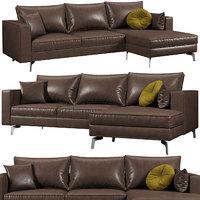 calligaris square sofa model