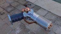 3D pistol retro