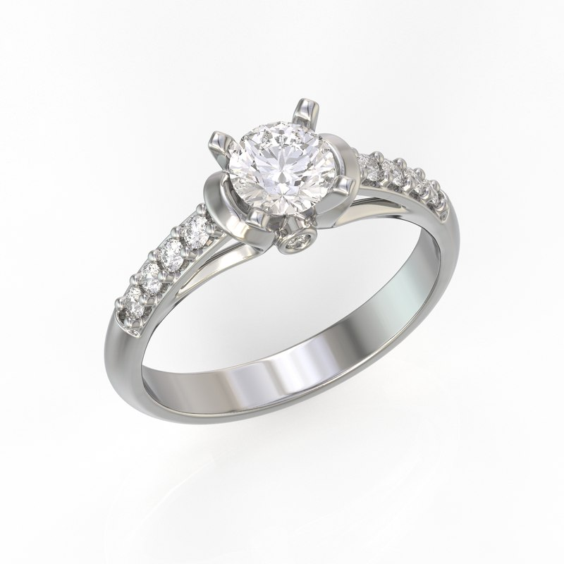 3D ring engagement
