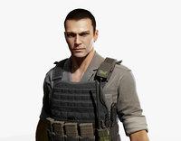 army man model