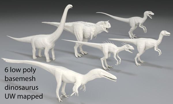 dinosaurs 3D