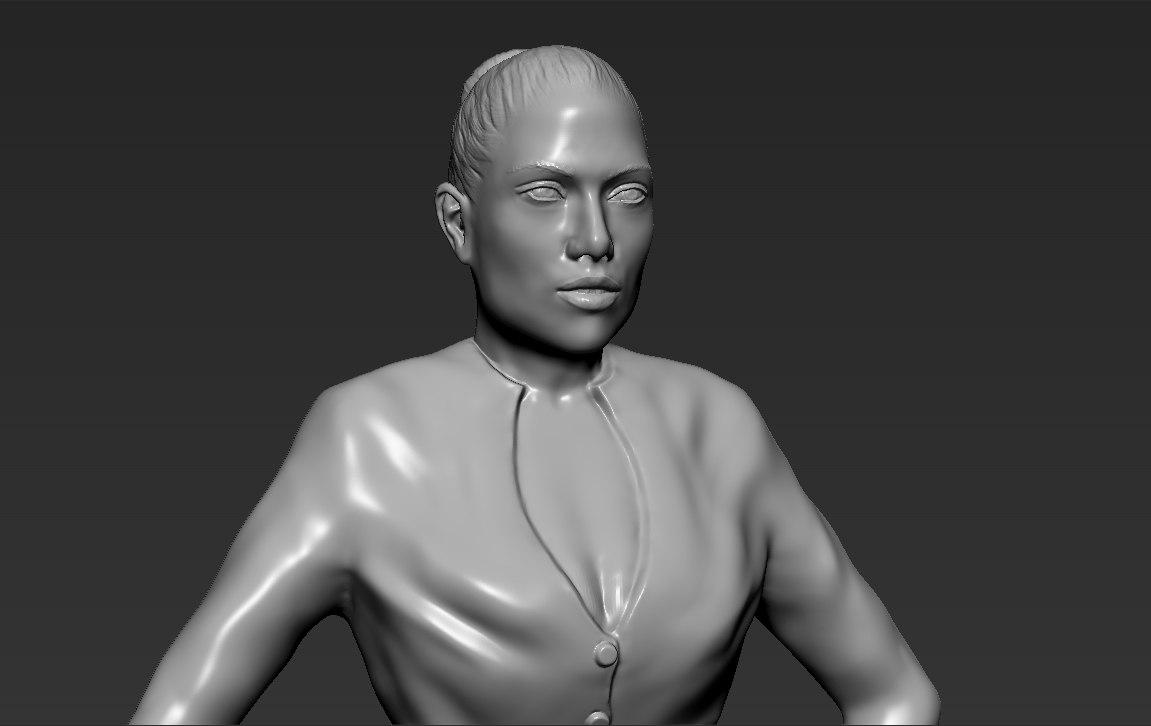 jennifer lopez ready printing 3D