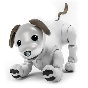 sony aibo ers-1000 3D model