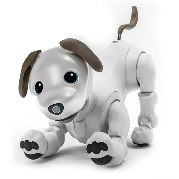 sony aibo ers-1000 3D model