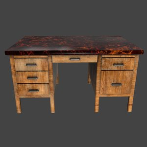 3D desk