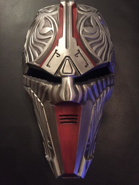 3D sith acolyte star wars model