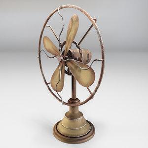 3D ventilator retro