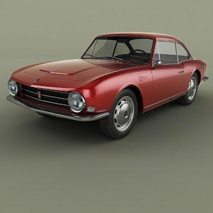 3D model 1965 osi 1200 coupe