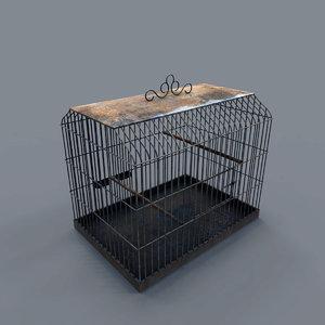 bird cage 3d2 3D