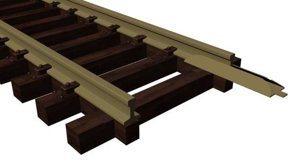 track 1:120 tt 3D model