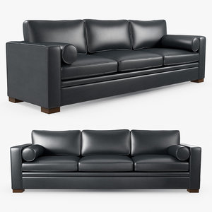 3D seating sofa - model