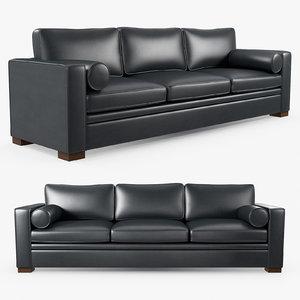 3D seating sofa - model