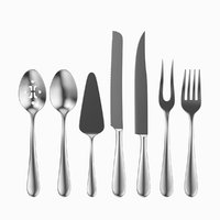 common cutlery serving set 3D