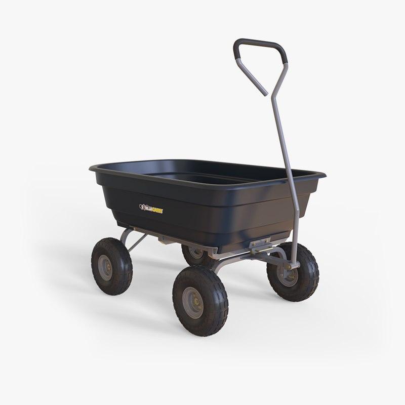 garden cart model