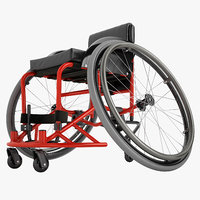 Sport Wheelchair 01