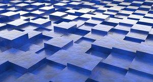3D infinity cubes