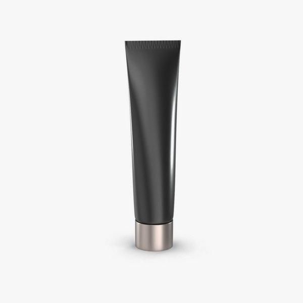 cream tube 3D