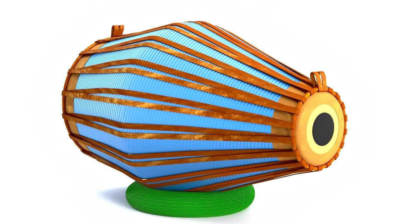 3D khol model