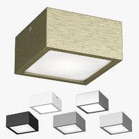 ceiling lamp 21391x zolla 3D model