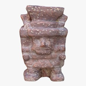 3D model decorative sculpture