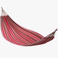 hammock v2 3D model