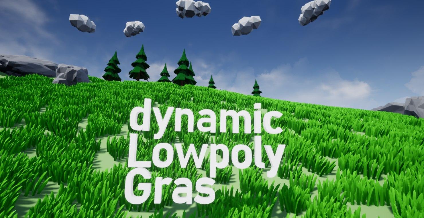 wind grass model