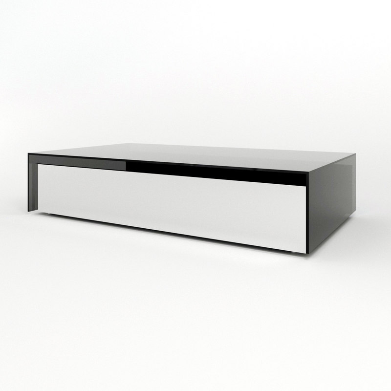 3D model gotham coffee table