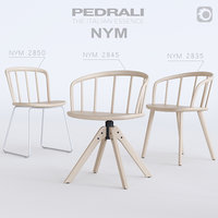 nym chair 3D model