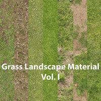 Grass & Mud Landscape Material