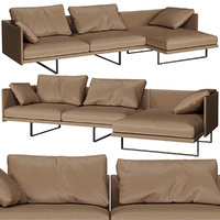 cassina toot sofa 3D model