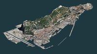 gibraltar landscaping model