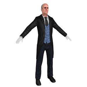 3D butler