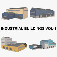 Industrial Building Vol_1