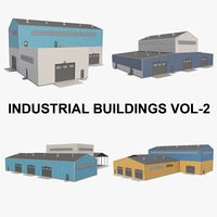 Industrial Building Vol_2