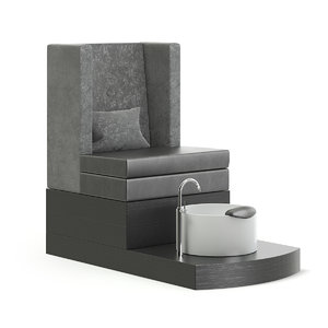 pedicure chair model