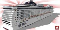 3D cruises msc preziosa