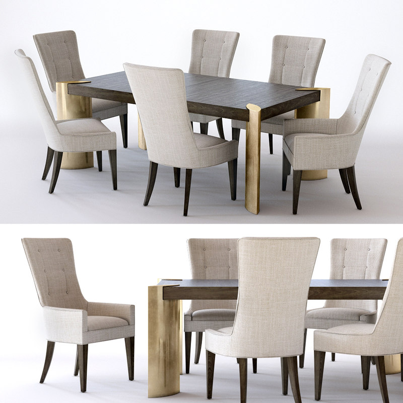 profile dining table model