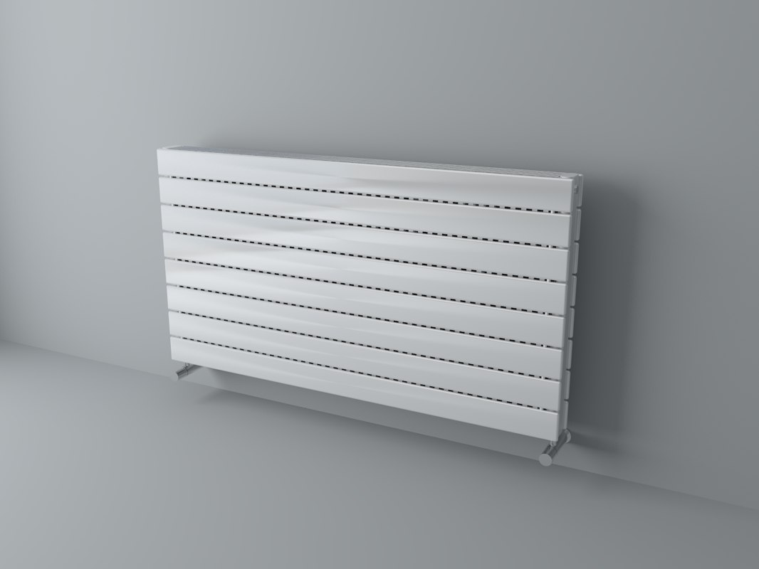 rad radiator 3D