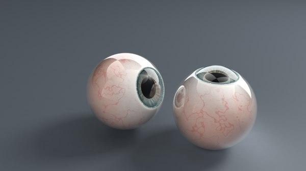 eyes 3D