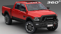 Dodge RAM 2500 2018 Power Wagon (Low Interior)