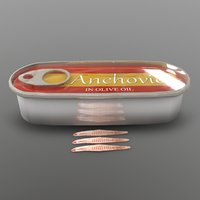 anchovies ready games 3D