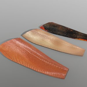 salmon ready games 3D