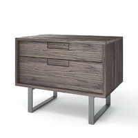 Series 11 modern nightstand