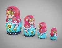 set russian model